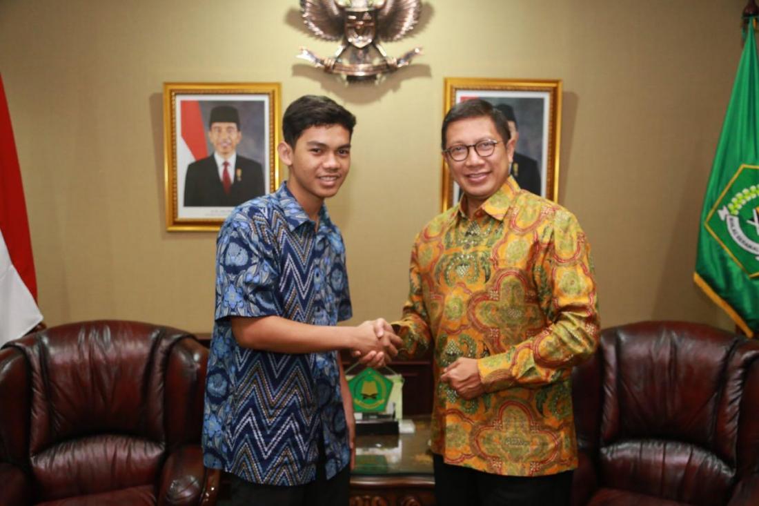 Alumni MTs. AL-Yasini Menjadi Delegasi Indonesia Pada Olimpiade Astronomi Internasional
