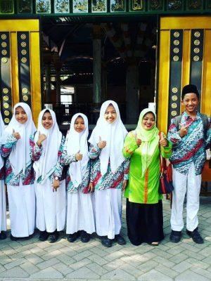 Juara III Lomba KSM Mapel IPS Tingkat Kabupaten Pasuruan 2015