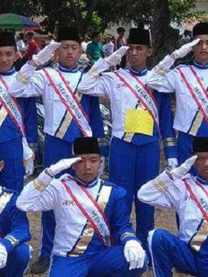 Juara III Paskibra Kecamatan Wonorejo 2017