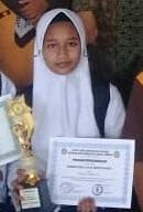 Juara II Lomba KSM seleksi tingkat KKM MTsN 04 Pasuruan 2018 Mapel IPS