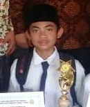 Juara II Lomba KSM seleksi tingkat KKM MTsN 04 Pasuruan 2018 Mapel Bahasa Inggris